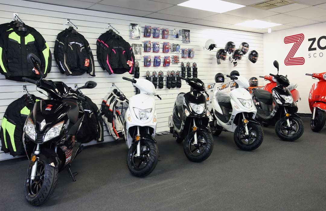 Motor Scooters for Sale Melbourne