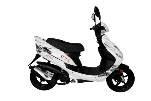 50cc Scooters